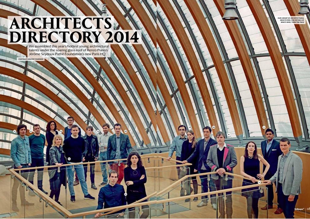 architect directory