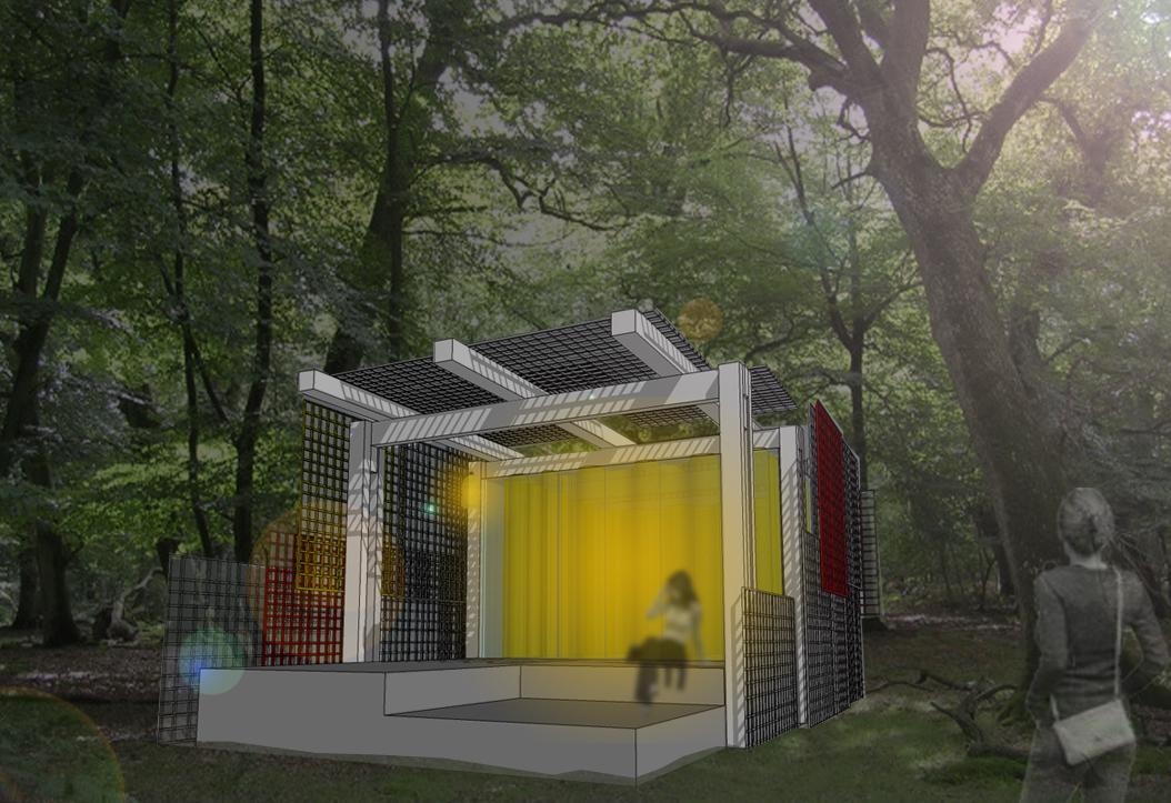 Architectural Farm Porch Project